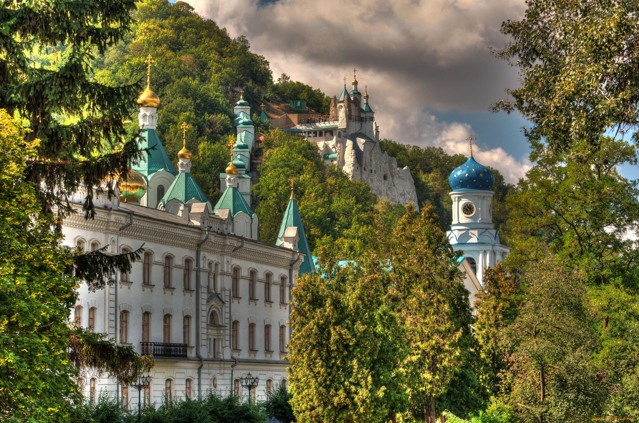 представляем святогорский монастырь фото буду читать вам